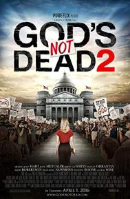 God's Not Dead 2 poster free full movie
