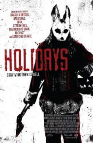 Holidays poster free full movie
