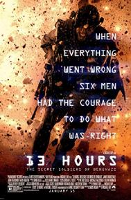 13 Hours poster free full movie