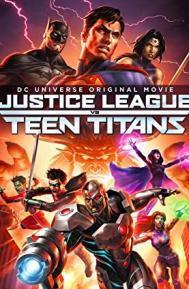 Justice League vs. Teen Titans poster free full movie