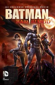 Batman: Bad Blood poster free full movie