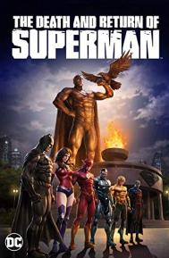 The Death and Return of Superman poster free full movie