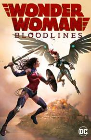 Wonder Woman: Bloodlines poster free full movie