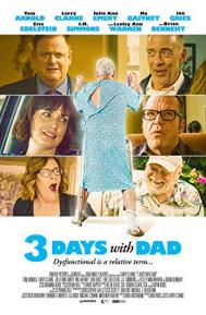 3 Days with Dad poster free full movie