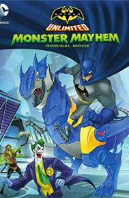Batman Unlimited: Monster Mayhem poster free full movie