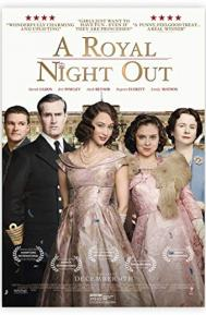 A Royal Night Out poster free full movie