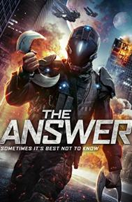 The Answer poster free full movie