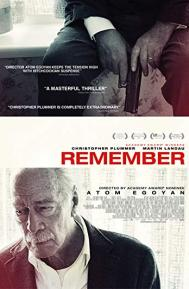 Remember poster free full movie