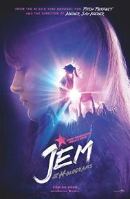 Jem and the Holograms poster free full movie