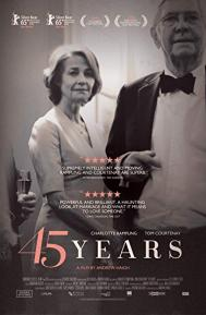 45 Years poster free full movie