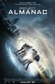 Project Almanac poster free full movie