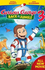 Curious George 3: Back to the Jungle poster free full movie