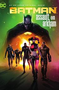 Batman: Assault on Arkham poster free full movie