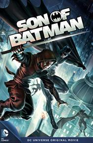 Son of Batman poster free full movie