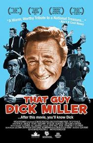 That Guy Dick Miller poster free full movie