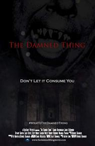 The Damned Thing poster free full movie