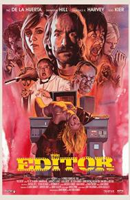 The Editor poster free full movie