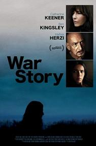 War Story poster free full movie