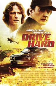 Drive Hard poster free full movie
