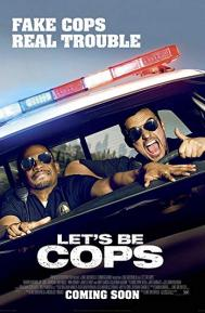 Let's Be Cops poster free full movie