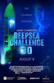 Deepsea Challenge 3D poster free full movie
