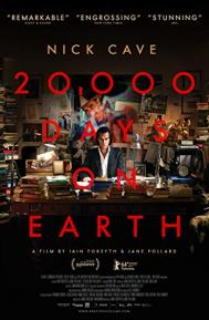 20,000 Days on Earth poster free full movie