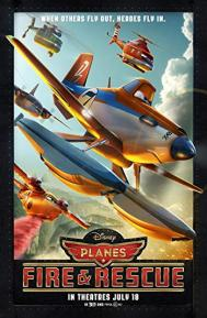 Planes: Fire & Rescue poster free full movie