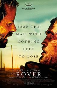 The Rover poster free full movie
