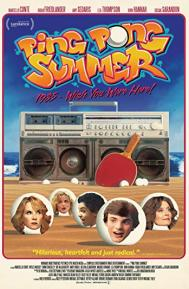 Ping Pong Summer poster free full movie