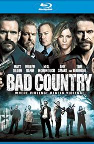 Bad Country poster free full movie