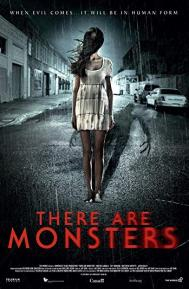 There Are Monsters poster free full movie