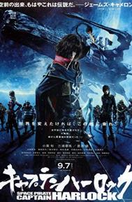 Harlock: Space Pirate poster free full movie