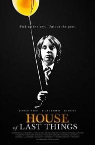 House of Last Things poster free full movie