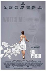 Third Person poster free full movie