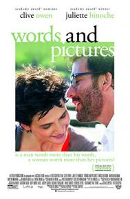 Words and Pictures poster free full movie