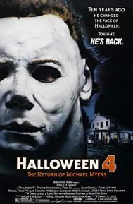 Halloween 4: The Return of Michael Myers poster free full movie