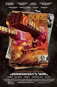 Jodorowsky's Dune poster free full movie
