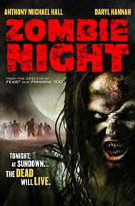 Zombie Night poster free full movie