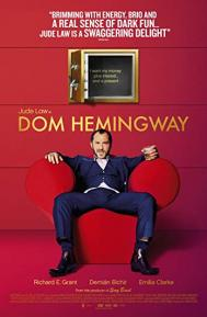 Dom Hemingway poster free full movie