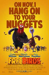 Free Birds poster free full movie