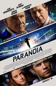Paranoia poster free full movie
