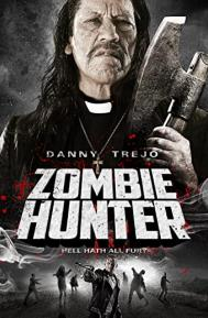 Zombie Hunter poster free full movie
