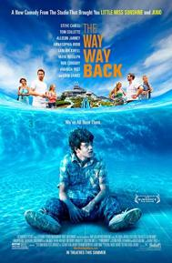 The Way Way Back poster free full movie