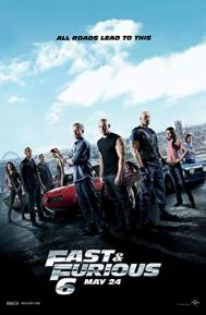 Fast & Furious 6 poster free full movie