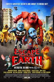Escape from Planet Earth poster free full movie