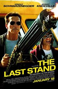The Last Stand poster free full movie