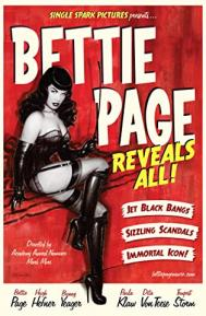 Bettie Page Reveals All poster free full movie