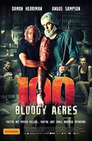 100 Bloody Acres poster free full movie