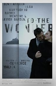 To the Wonder poster free full movie