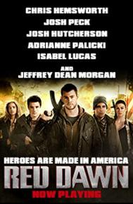 Red Dawn poster free full movie